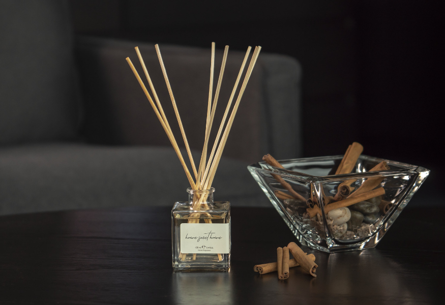 Olfactory furniture with Tailor Made Fragrance