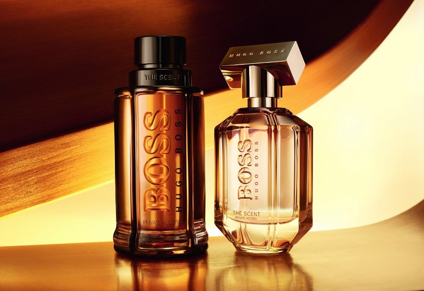 The Scent Private Accord, Hugo Boss