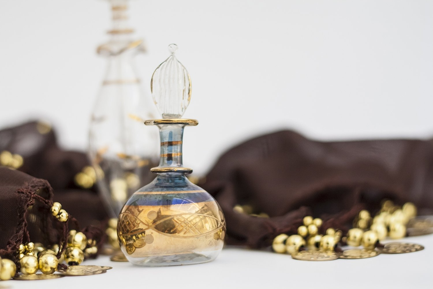 Tailor Made Fragrance - History of Perfume and essences